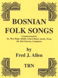 Bosnian Folk Songs