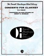 Concerto for Clarinet K. 622