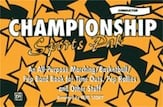 Championship Sports Pak marching band sheet music cover