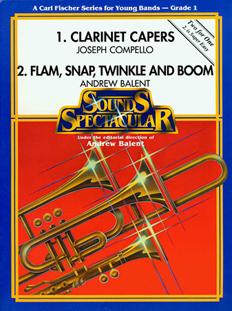 Clarinet Capers/Flam Snap Twinkle
