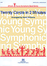 Twenty Carols in 2 Minutes