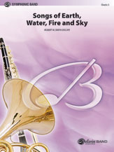 Songs of Earth, Water, Fire and Sky