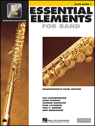 Essential Elements Interactive, Book 1 band sheet music cover