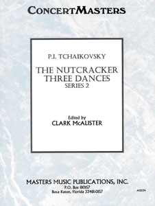 Nutcracker-Three Dances