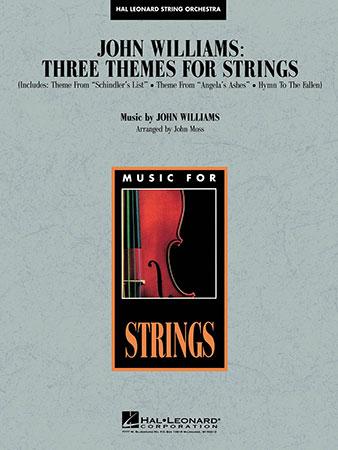 John Williams: Three Themes for Strings