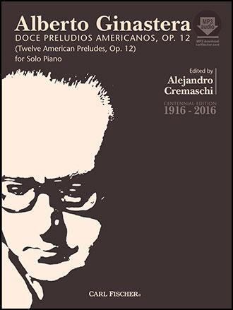 12 American Preludes, Op. 12