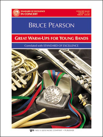 Great Warm-Ups for Young Bands