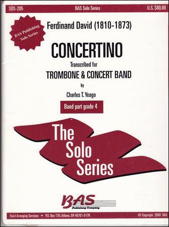 Concertino Op. 4