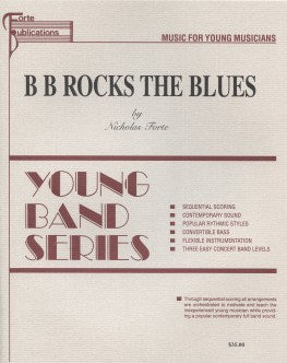 B B Rocks the Blues