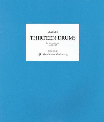 13 Drums