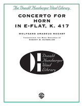 Concerto for Horn in E Flat