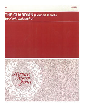 Guardian March Cover