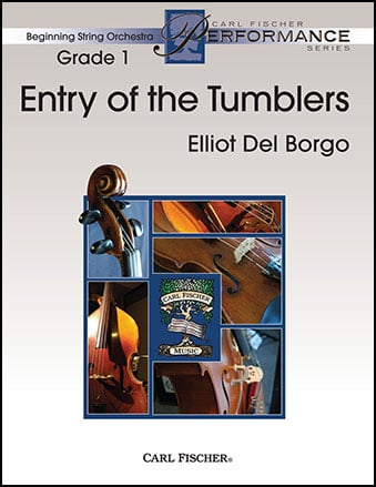 Entry of the Tumblers