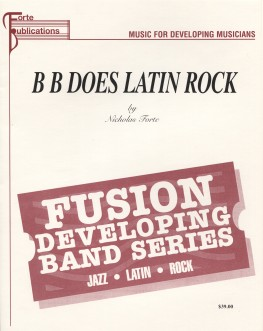 B B Does Latin Rock