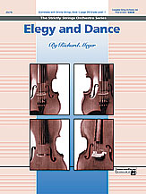 Elegy and Dance