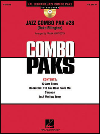 Jazz Combo Pak No. 28 (Duke Ellington)