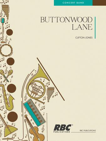 Buttonwood Lane Cover