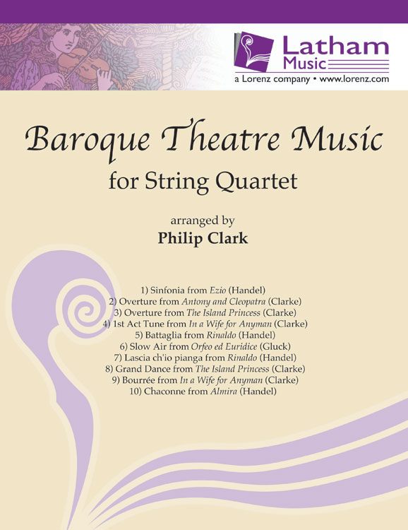 Baroque Theatre Music
