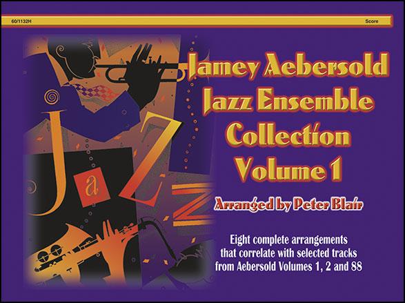 Jamey Aebersold Jazz Ensemble Collection Volume 1