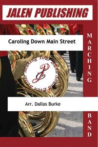 Caroling down Main Street
