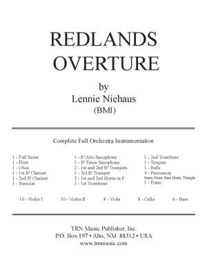 Redlands Overture
