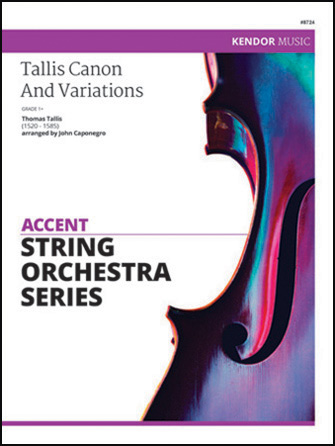 Tallis Canon and Variations