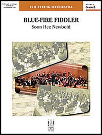 Blue-Fire Fiddler