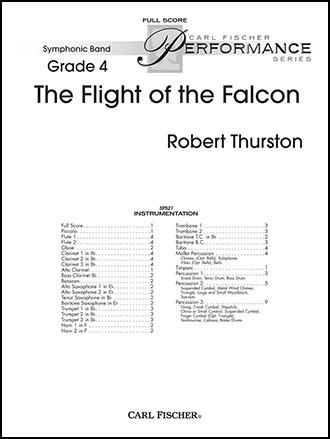 Flight of the Falcon Cover