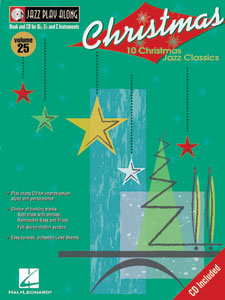 Jazz Play-Along Volume  25-Christmas Jazz