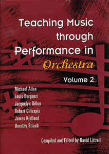 Teaching Music Through Performance in Orchestra, Vol. 2