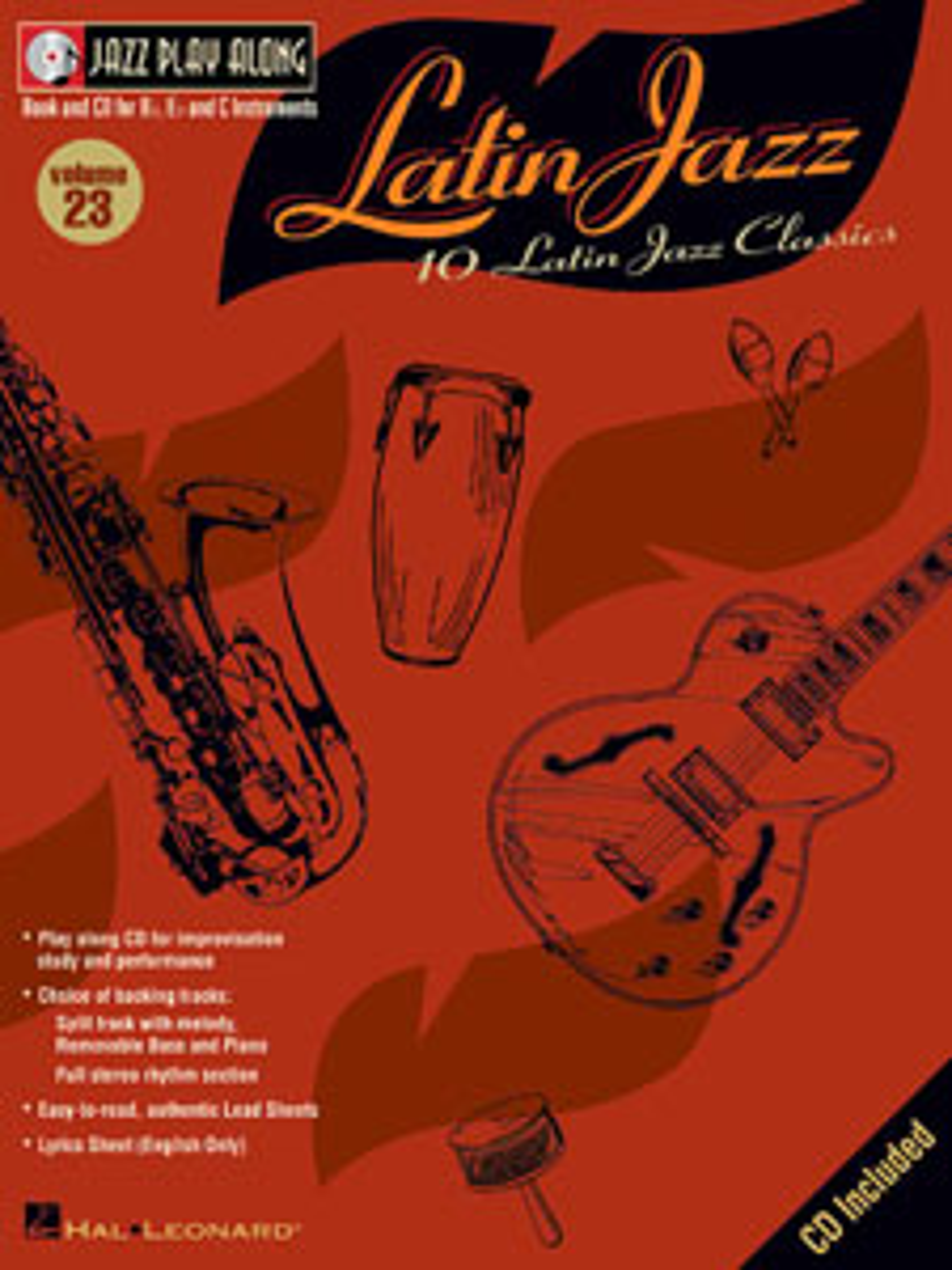 Jazz Play-Along Volume  23-Latin Jazz