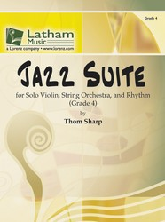 Jazz Suite for Solo Violin and String Orchestra