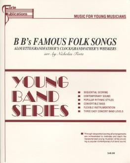 B B's Famous Folk Songs