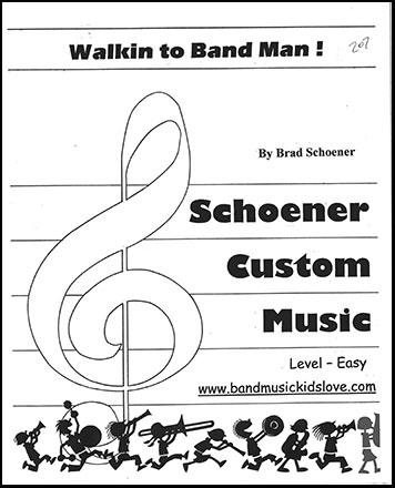 Walkin' to Band, Man