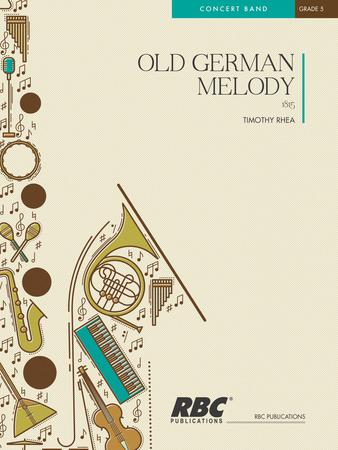 Old German Melody - 1815