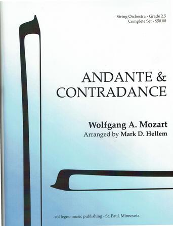 Andante and Contradance
