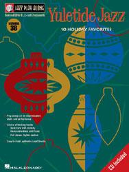 Jazz Play-Along Volume  38-Yuletide Jazz