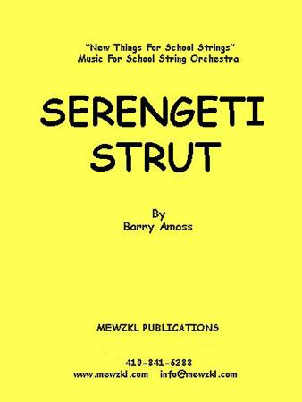 Serengeti Strut