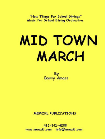 Mid Town March
