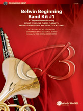 Belwin Beginning Band Kit No. 1
