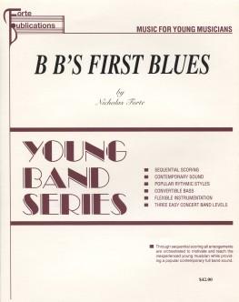 B B's First Blues