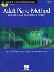 Hal Leonard Student Piano Library Adult Piano Method Thumbnail
