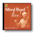 Alfred Reed Live Vol 5