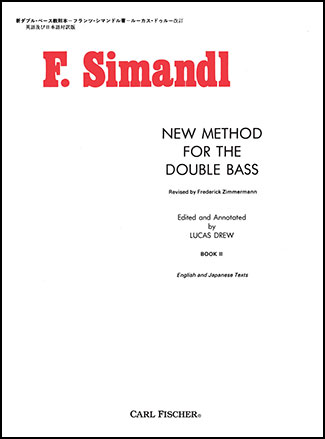 New Method for the Double Bass-Book 2