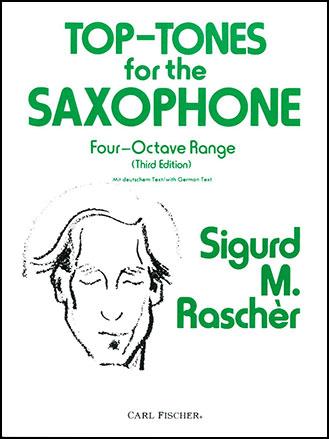 RASCHER TOP TONES SAXOPHONE DOWNLOAD