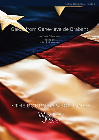 Galop from Genevieve de Brabant