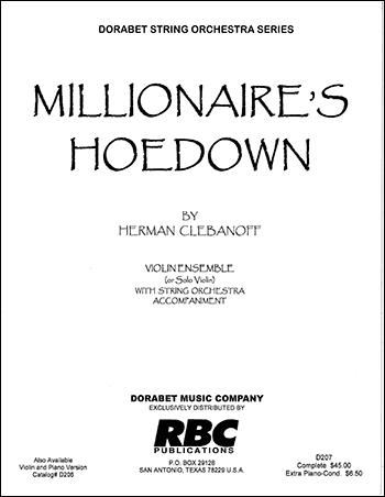 Millionaire's Hoedown