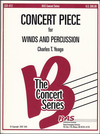 Concert Piece for Winds and Percussion