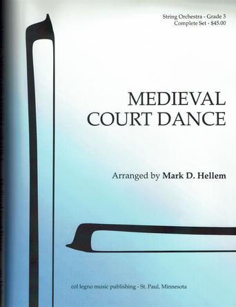 Medieval Court Dance