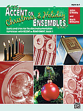 Accent on Christmas and Holiday Ensembles Cover